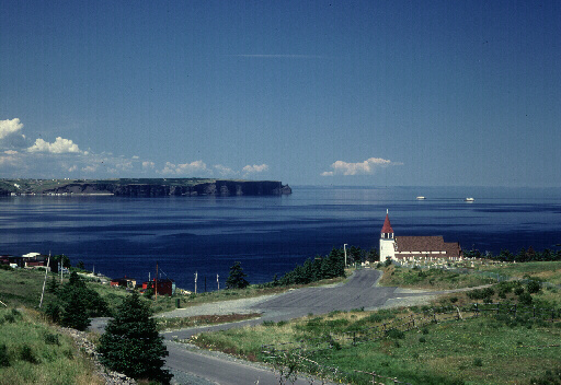 Bell Island From St Phillips